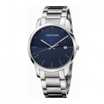 Cronografo elegante da uomo Calvin Klein City - K2G2G14Q-Italianfashionglam