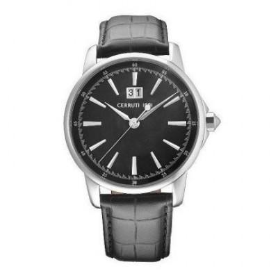 Cerruti 1881 orologio elegante da uomo CRA072A222B Italianfashionglam