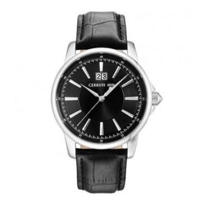 Cerruti 1881 orologio fashion da uomo black CRA072SN02BK Italianfashionglam