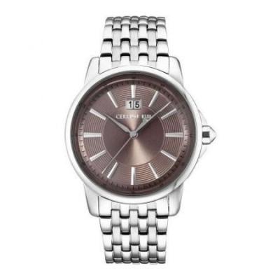 Cerruti 1881 orologio glamour da uomo silver CRA072SN11MS Italianfashionglam
