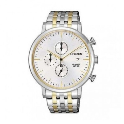 Citizen AN3614-54A - Cronografo da uomo al quarzo - Italianfashionglam