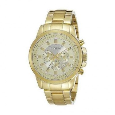 Citizen AN8082-54P - Cronografo da uomo al quarzo - Italianfashionglam