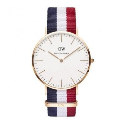 Orologio uomo Daniel Wellington Classic Cambridge - 0103DW-Italianfashionglam