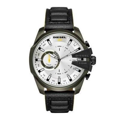 Smartwatch da uomo in acciaio Diesel Mega Chief DZT1012 Italianfashionglam