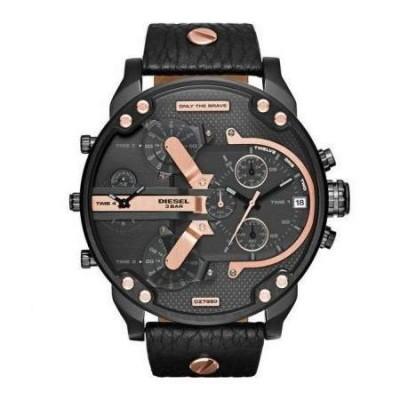 Cronografo multifusi orari uomo Diesel Mr Daddy - DZ7350-Italianfashionglam