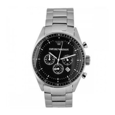 Orologio cronografo da uomo Emporio Armani - AR0585-Italianfashionglam