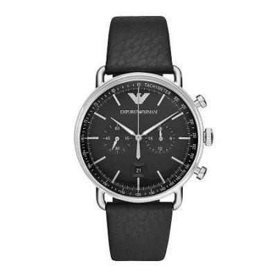 Cronografo fashion uomo Emporio Armani Aviator - AR11143-Italianfashionglam