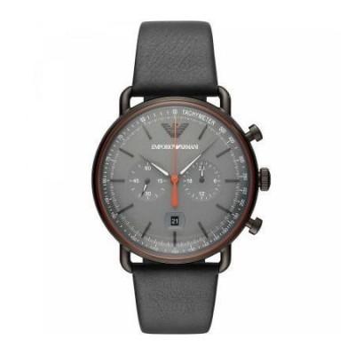 Emporio Armani cronografo elegante uomo Aviator - AR11168-Italianfashionglam