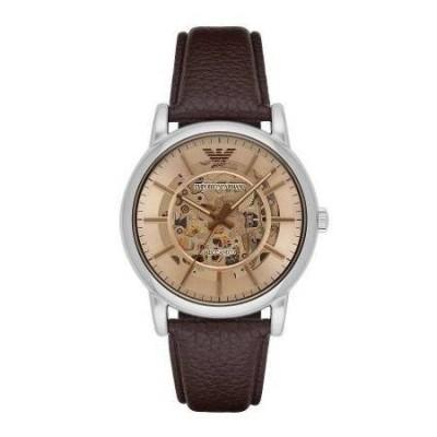 Emporio Armani orologio meccanico trendy uomo AR1982 Italianfashionglam