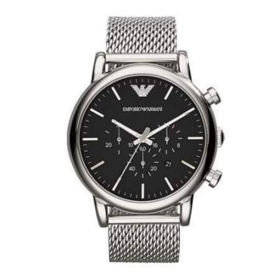 Orologio cronografo da uomo Emporio Armani - AR1808-Italianfashionglam