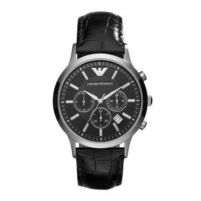 Emporio Armani cronografo uomo luxury Renato - AR2447-Italianfashionglam