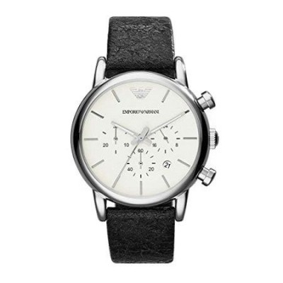 Orologio cronografo da uomo Emporio Armani - AR1810-Italianfashionglam
