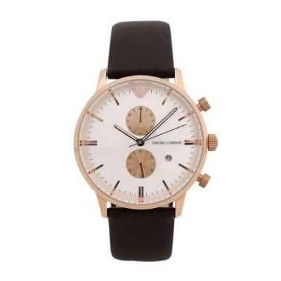 Orologio cronografo da uomo Emporio Armani - AR0398-Italianfashionglam
