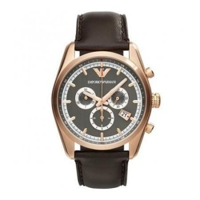 Orologio cronografo da uomo Emporio Armani - AR6005-Italianfashionglam