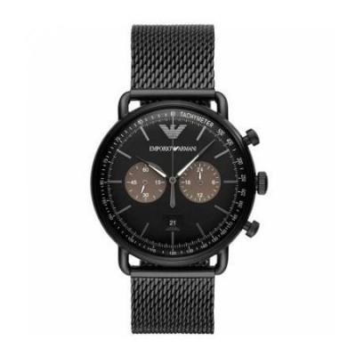Cronografo Emporio Armani glamour uomo Aviator - AR11142-Italianfashionglam