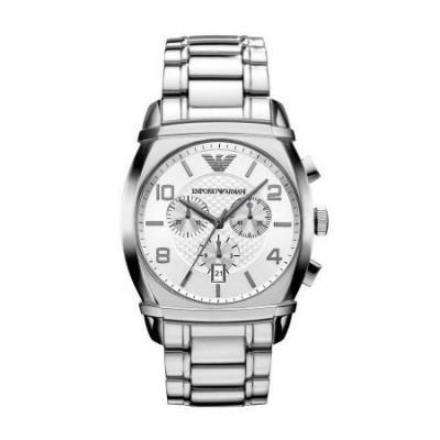 Orologio cronografo da uomo Emporio Armani - AR0350-Italianfashionglam