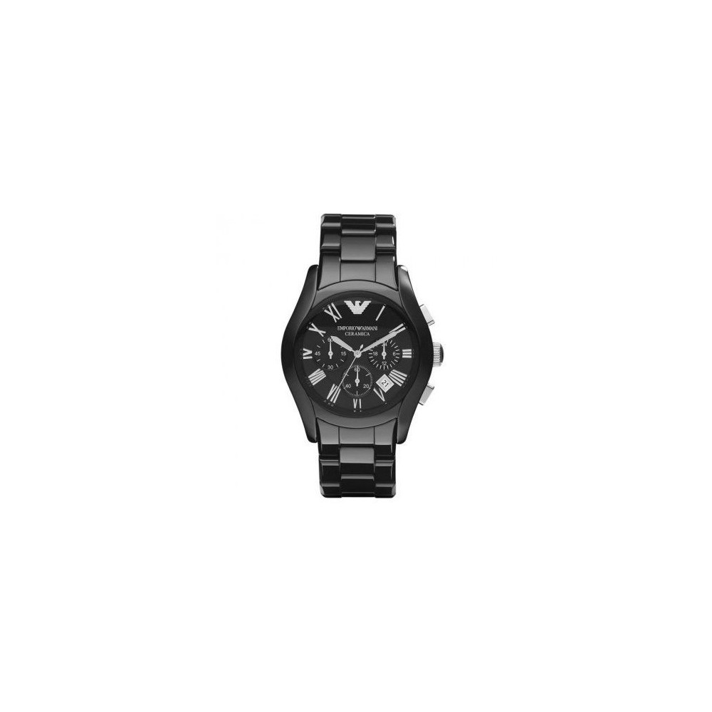 Orologio cronografo da uomo Emporio Armani - AR1400-Italianfashionglam