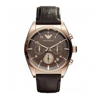 Orologio cronografo da uomo Emporio Armani - AR0371 Italianfashionglam