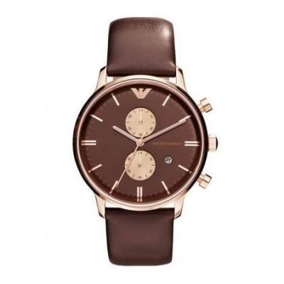 Orologio cronografo da uomo Emporio Armani - AR0387-Italianfashionglam