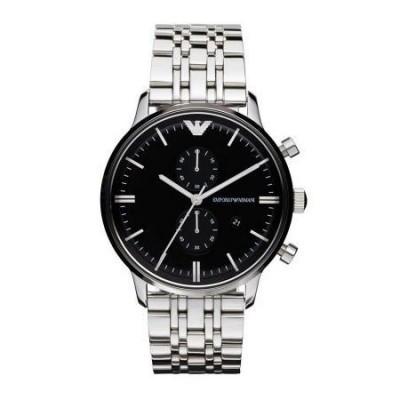 Orologio cronografo da uomo Emporio Armani - AR0389-Italianfashionglam