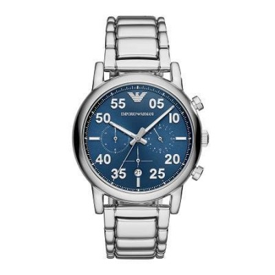 Cronografo Emporio Armani elegante uomo - AR11132-Italianfashionglam