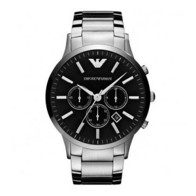 Orologio cronografo da uomo Emporio Armani - AR2460-Italianfashionglam