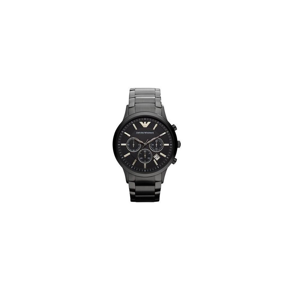 Emporio Armani cronografo luxury uomo Renato - AR2453-Italianfashionglam