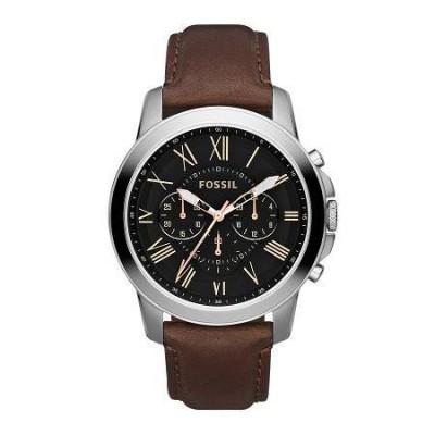 Orologio cronografo da uomo Fossil Grant - FS4813-Italianfashionglam