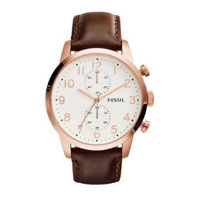 Cronografo luxury uomo Fossil Townsman - FS4987-Italianfashionglam