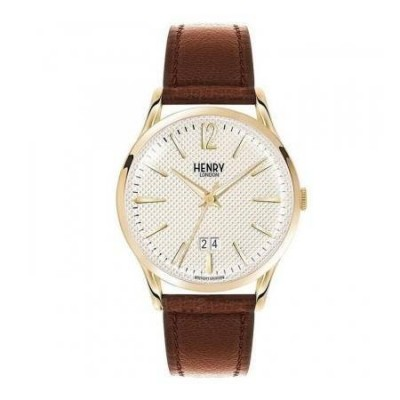 Cronografo uomo Henry London Westminster - HL41-JS-0016-Italianfashionglam
