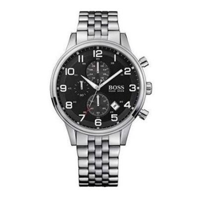 Orologio cronografo da uomo Hugo Boss - HB1512446-Italianfashionglam