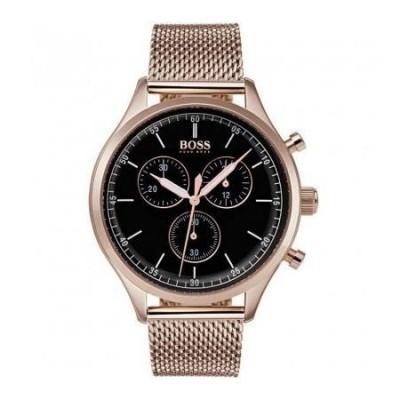 Cronografo elegante uomo Hugo Boss Companion - HB1513548-Italianfashionglam
