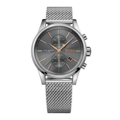 Orologio cronografo da uomo Hugo Boss - HB1513440-Italianfashionglam
