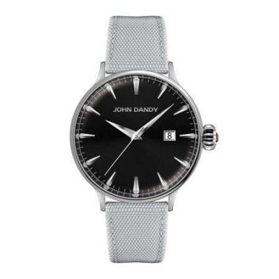 John Dandy orologio fashion black da uomo JD-2609M-14 Italianfashionglam