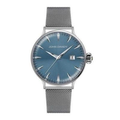 John Dandy orologio trendy da uomo azzurro JD-2609L-21M Italianfashionglam