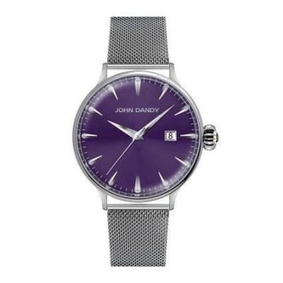John Dandy orologio glamour da uomo viola JD-2609L-22M Italianfashionglam