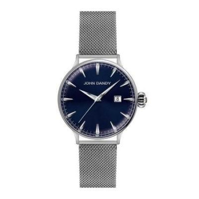 John Dandy orologio glamour da uomo blue JD-2609M-03MItalianfashionglam