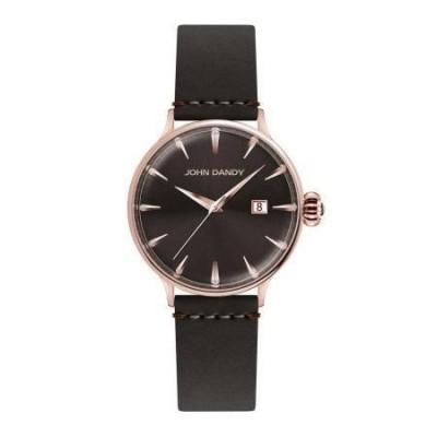 John Dandy orologio fashion da uomo brown JD-2609M-04 Italianfashionglam