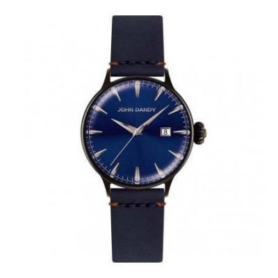 John Dandy orologio fashion da uomo blue JD-2609M-07 Italianfashionglam