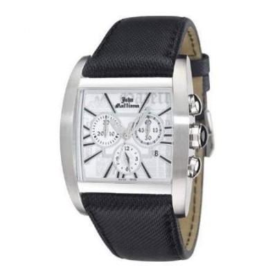 John Galliano cronografo elegante da uomo R1571603045 Italianfashionglam