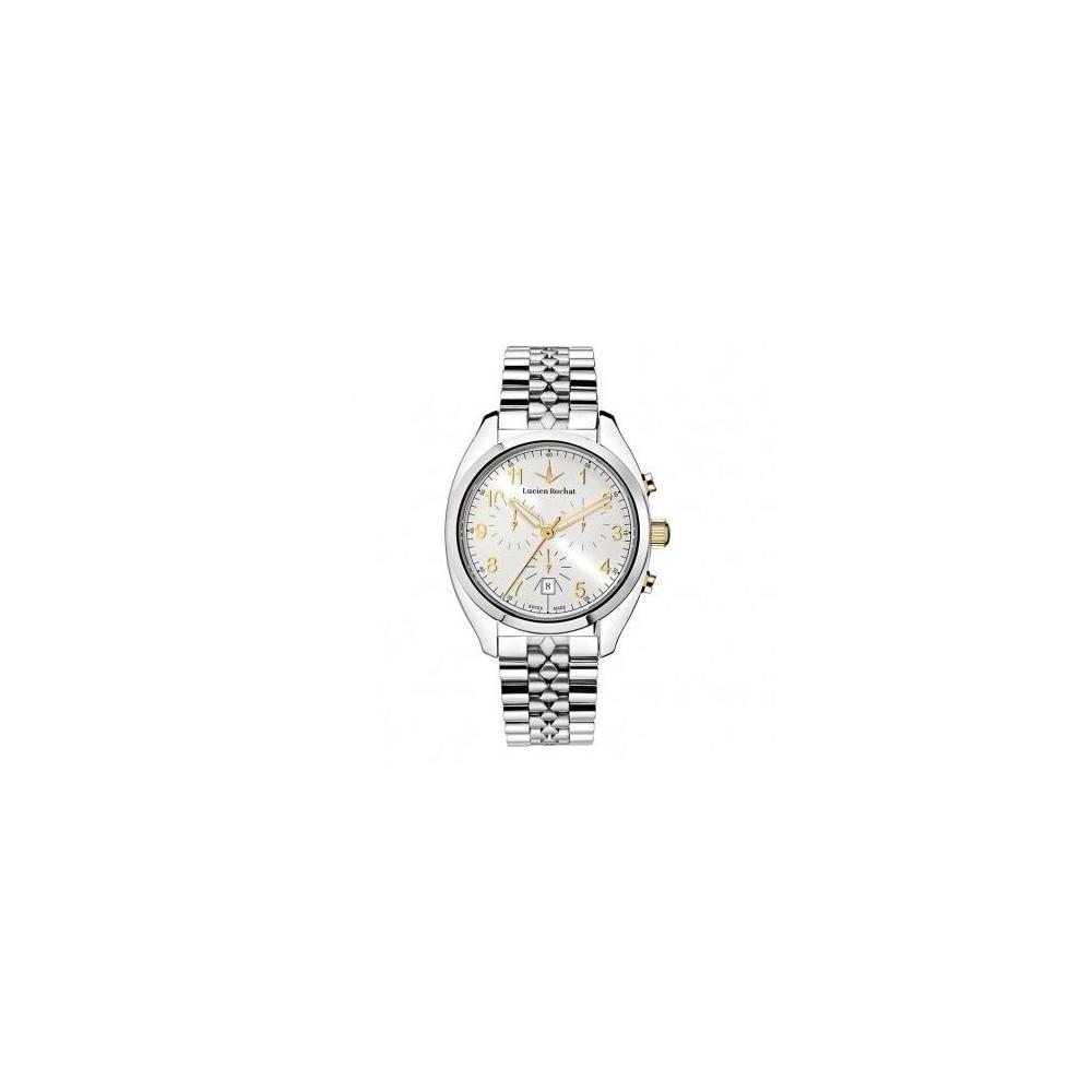 Cronografo fashion da uomo Lucien Rochat Lunel R0473610001-Italianfashionglam
