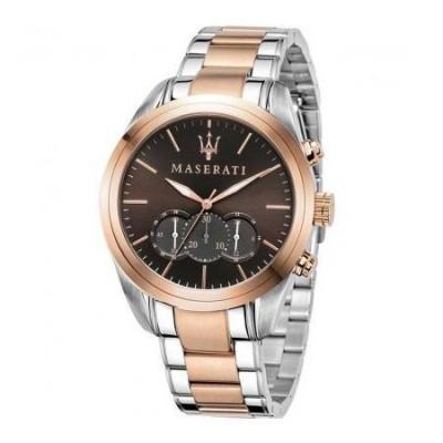 Cronografo elegante uomo Maserati Traguardo - R8873612003-Italianfashionglam