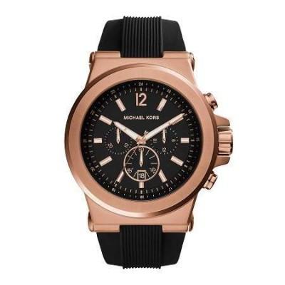 Cronografo fashion Michael Kors uomo gold rose Dilan MK8184 Italianfashionglam
