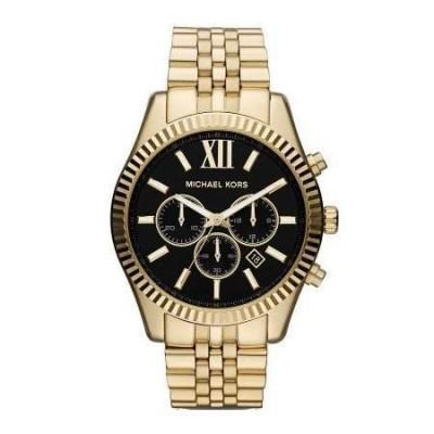 Cronografo da uomo luxury Michael Kors Lexington MK8446 - Italianfashionglam