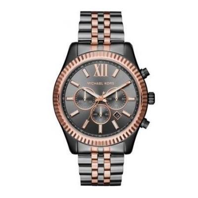 Cronografo luxury da uomo Michael Kors Lexington MK8561-Italianfashionglam