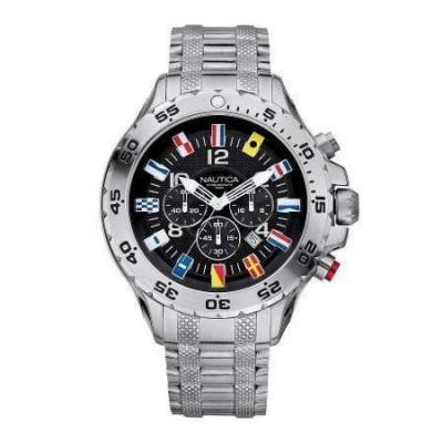 Orologio cronografo da uomo collezione Flag Nautica - A29512G-Italianfashionglam