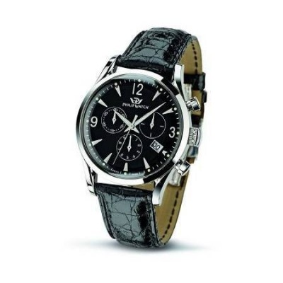 Cronografo uomo Philip Watch Sunray - R8271908001-Italianfashionglam