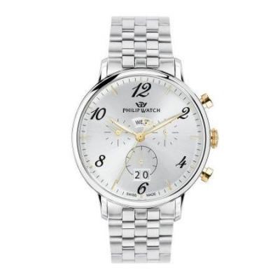 Philip Watch Truman cronografo deluxe uomo R8273695002 Italianfashionglam