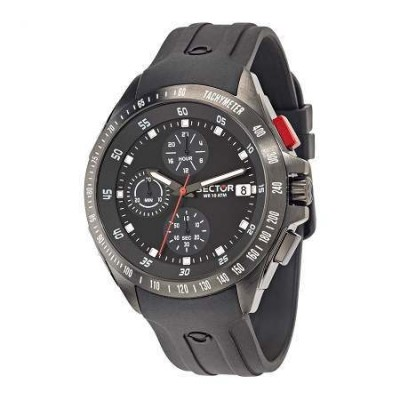 Sector 720 Racing cronografo uomo black R3271687002 Italianfashionglam