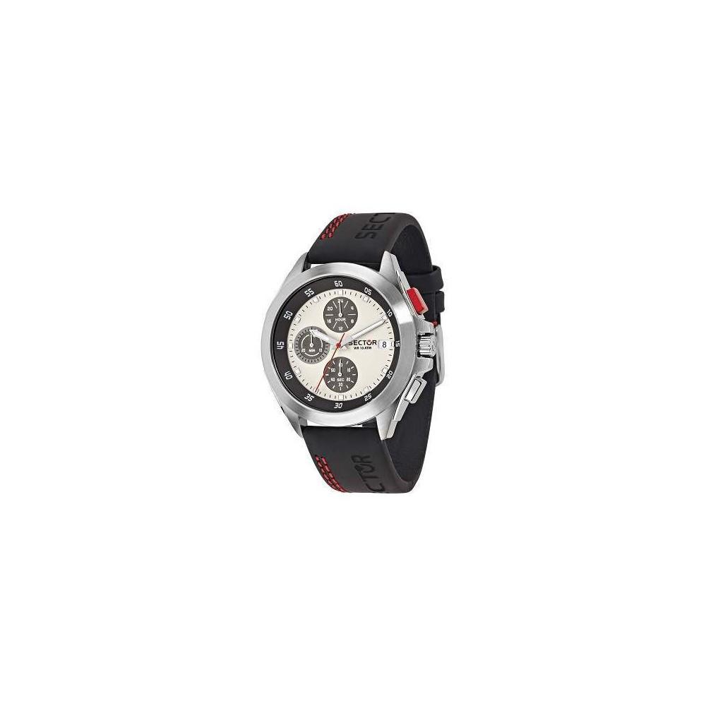 Sector 720 Racing cronografo uomo beige R3271687003 Italianfashionglam